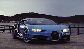 First Review Of The Bugatti Chiron