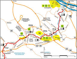 Map Of Ohio River by Tour The Montour U2013 Moon Township Pa