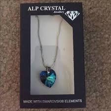 making swarovski crystal necklace images Swarovski crystal necklace poshmark jpg