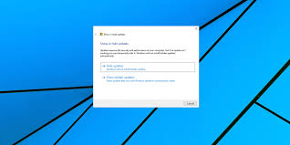 install windows 10 bootloader how to stop windows 10 updates that fail to install