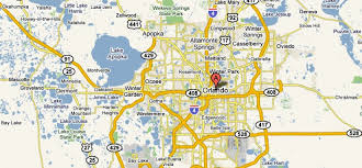 Clermont Fl Map Maps Update 7001125 Orlando Florida Tourist Attractions Map U2013 10