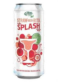 Bud Light Margaritas Bud Light Splash Straw Ber Rita Friar Tuck Beverage Crestwood Mo