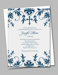 confirmation invites free printable confirmation invitation templates