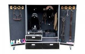 tack cabinet for sale our pick of the best mobile and secure tack lockers horse hound