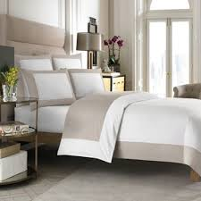 White Duvet Cover Queen Cotton Buy Hotel Collection Duvet Covers From Bed Bath U0026 Beyond