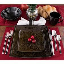 dining room plate sets sango nova brown plate mid century platina china by sango