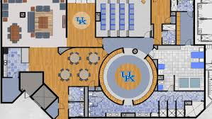 the big blueprint our locker room plans for rupp arena coach cal