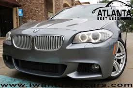 bmw 5 series m sport package used bmw 5 series at atlanta best used cars serving norcross ga