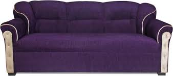 Home Sofa Set Price Homestock Fabric 3 1 1 Purple Sofa Set Price In India Buy