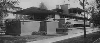 frank lloyd wright style house plans the prairie style frank lloyd wright trust