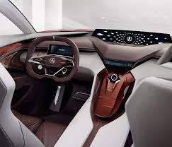 Design Concepts Interiors by Acura Future Vehicles Precision Concept Quantum Continuum Car