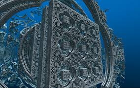 fractal tesseract woahdude