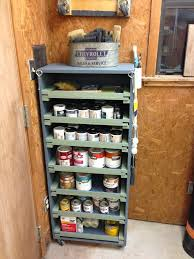 diy paint storage cabinet wilker do u0027s