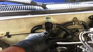 lexus sc300 no heat how to replace a heater control valve on a toyota youtube