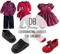 db small style coordinating for siblings