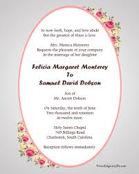 christian wedding invitation wording ideas wedding invitation wording samples when party invitation samples