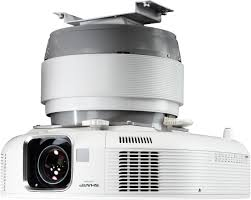 Ceiling Mounted Projectors by All Round Capability The New Sharp Sv Series Of Swivel Mounted