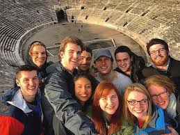 Iowa travel abroad images Study abroad cimba italy jpg