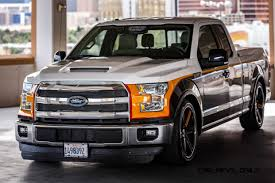 future ford f150 2015 ford f 150 show trucks u2013 roundup of all nine pimped pickups