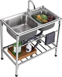 stand alone kitchen sink unit kitchen sinks freestanding kitchen sinks
