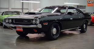 1970 dodge challenger ta for sale 1970 dodge challenger t a car of the week mopar