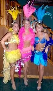 Showgirl Halloween Costume Coolest Homemade Showgirl Costumes Casero Bolsos Noche
