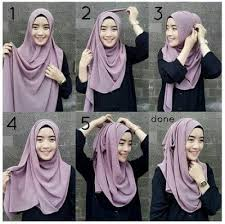 tutorial jilbab jilbab tutorial hijab jilbab pashmina sifon simple tanpa dalaman inner