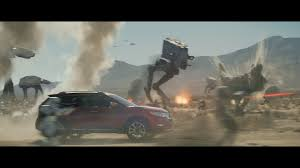 nissan rogue star wars 2017 nissan rogue rogue one star wars story battle tested video