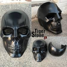 tiger stone fx arkham origins black mask helmet tiger stone fx