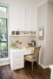 10 best kitchen offices images on pinterest kitchen desks