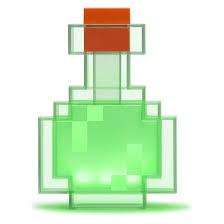 thinkgeek minecraft color changing potion bottle target