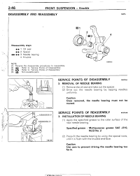 mitsubishi montero workshop service manual 1987 u2022 pagelarge