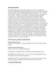 ap syllabus2 evolution life