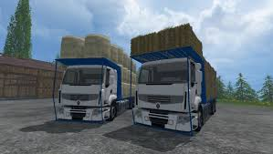 renault trucks premium renault premium with autoload v2 0 farming simulator