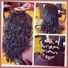 is there extra gentle perms for fine hair loose spiral perm for medium length hair before and after right