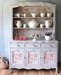 french provincial china cabinet makeover china cabinet makeovers