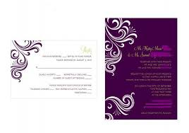 Purple And Silver Wedding Invitations Online Wedding Invitations Mermaid With Wedding Invitation Cards