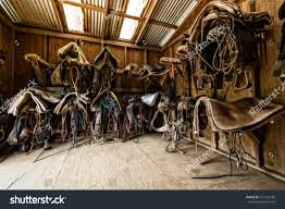 the tack room tack room waipio ridge stables on stock photo 271445186