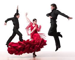 new york based flamenco group performs at the alden falls church