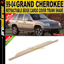 jeep grand trunk cover 1999 2004 jeep grand cargo cover with handle and