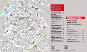 map of bologna presenting the cus of bologna