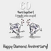 60th wedding anniversary wishes greeting cards party gifts flowers tesco
