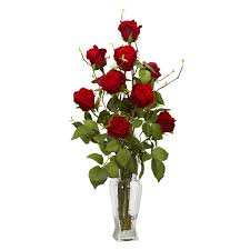 widescreen vases design ideas vase of roses and other flowers the
