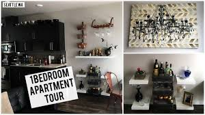 seattle 1 bedroom apartments apartment tour 2017 seattle one bedroom apartment home decor