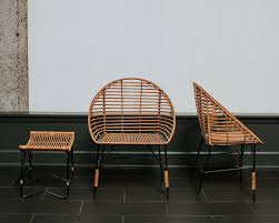 table and chair rentals ta ta rattan chairs vintage meets modern