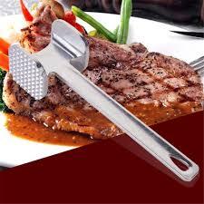 marteau cuisine 1 pc en aluminium en métal maillet à viande attendrisseur bifteck