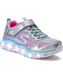 size 5 light up shoes amazing savings on skechers s lights galaxy lights girls light up