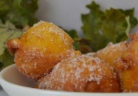 cuisine citrouille beignets à la citrouille délice croustillant