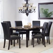 black dining room sets fresh on perfect cool set 7 piece with