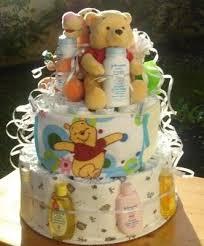 21 best diaper cake winnie pooh images on pinterest baby shower